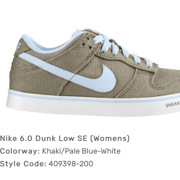 finest selection 00466 0b364 Nike Dunk Canvas SE. M5b723f5ff303693ab882b789